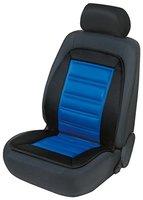 Walser 16591 Beheizbare Sitzauflage Sitzheizung Warm UP mit Thermostat schwarz blau