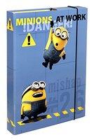Undercover MNOH0940 - Heftbox A4 Minions, Rücken 4 cm
