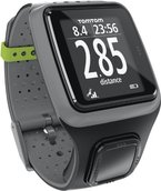 TomTom GPS Sportuhr Runner, Dark Grey, One size, 1RR0.001.00