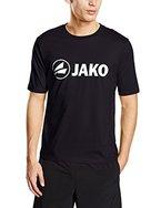 JAKO Herren T-Shirt Promo, schwarz, L, 6163