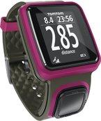 TomTom GPS Sportuhr Runner, Dark Pink, One size, 1RR0.001.01