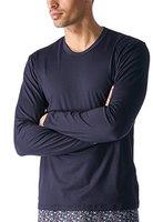 """Mey Club """"Mey Club"""" Herren Homewear Shirts Blau L"""