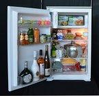 Einbaukühlschrank mit Gefrierfach **** Alaskaline ksal 280 A+G 0,88 m hoch Schlepptürtechnik