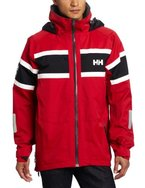 Helly Hansen Herren Jacke Salt, Red, L, 31293