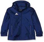 adidas Kinder Jacke/Anoraks Coref rai jkty, dunkel blau/Weiß, 164, S22284