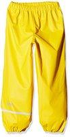 CareTec Mädchen Regenhose, Gelb (Yellow 324), 122