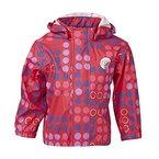 LEGO Wear Baby - Mädchen Jacke JESSI 207 - RAIN JACKET Regenjacke, Gr. 98, Rot (356 BRIGHT RED)
