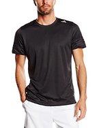 adidas Herren T-shirt RS Short Sleeve, Schwarz, M, AA6910