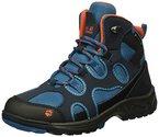 Jack Wolfskin Crosswind Texapore, Unisex-Kinder Trekking & Wanderhalbschuhe, Glacier Blue, 31 EU