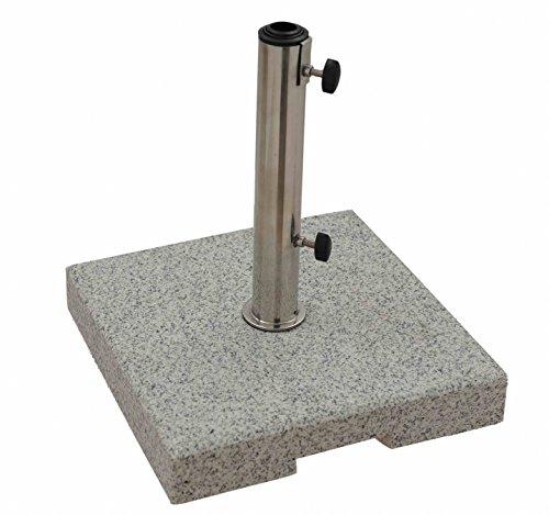 Schirmst nder granit vergleich 2018 - Edelstahlrohr durchmesser tabelle ...