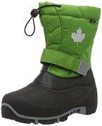 Canadians Jungen stiefel, Grün (700 Green), 36 EU