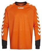 Hummel Jungen T-Shirt Essential Gk Jersey, Flame, 164 - 176, 04-087-5076