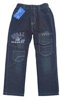 Tolle Jungen Jeans, in Schwarz, Gr. 104, J300.4e
