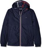 Tommy Hilfiger Jungen Jacke Ame Thkb Jacket 1, Blau (Navy Blazer 431), 176 (Herstellergröße: 16)