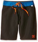 DC Shoes Jungen Boardshorts Trip Hoppin by B, Black, 24/8, ADBBS03004-KVJ0