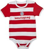 FC Bayern München Baby Body Neuzugang Gr.62