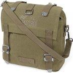 BW Kampftasche klein Umhängetasche Canvas Bag in vielen Farben Farbe Coyote