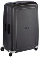 Samsonite S'Cure Spinner 75/28 Koffer, 75cm, 102 L, Black