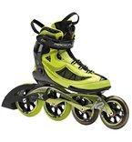 K2 Herren Inline Skate RADICAL X BOA, Grün/Schwarz, EU 43.5 (US 10), 3040005.1.1.100