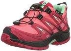 Salomon Unisex-Kinder XA Pro 3D Cswp Traillaufschuhe, Pink (Madder Pink/Lotus Pink/Lucite Green), 29 EU