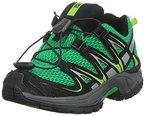Salomon XA Pro 3D K, Unisex-Kinder Traillaufschuhe, Grün (Real Green/Black/Granny Green), 29 EU (10.5 Kinder UK)