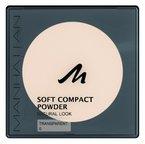 Manhattan Soft Compact Powder, 0, transparent