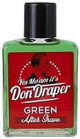 Dapper Dan After Shave Green 100 ml - Heilt kleine Rasurwunden, kühlt & pflegt