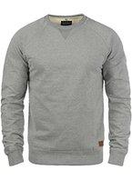 BLEND Alex 20701680ME Sweatshirt, Größe:L;Farbe:Zink Mix (70815)