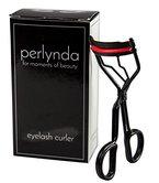 perlynda Wimpernzange | Professioneller Wimpernformer mit 3 roten Ersatzpads | Schmerzfreies Make-Up Tool für einen atemberaubenden Auftritt | 100% Zufriedenheitsgarantie