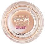 Maybelline New York Dream Touch Blush Rouge Peach 02 / Pfirsichfarbenes Rouge-Puder, Make-Up für einen frischen Teint mit leichtem Tragekomfort, 1 x 7,5 g