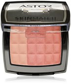 Astor SkinMatch Blush, Farbe 2 Peachy Coral, 1er Pack (1 x 7 g)