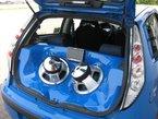 Lester WH504XX Subwoofer Karkasse V2L 2 x Fiat Punto 9/99-6/03