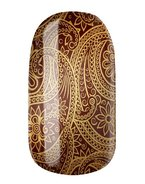 NAGELFOLIEN by GLAMSTRIPES - AFRICAN STYLE