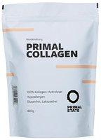 PRIMAL COLLAGEN Protein Pulver (Reines Kollagen Hydrolysat | Weidehaltung | Gut für das Bindegewebe) - 460g