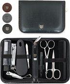 Drei Schwerter | Exklusives 10-teiliges Maniküre - Pediküre - Nagelpflege - Reise-Set | Marken-Qualität (634511)
