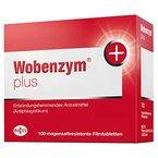 WOBENZYM Plus magensaftresistente Tabletten 100 St