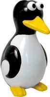 Wedo 20227102 Brillenhalter und Brillenablage Motiv Pinguin (aus Polyresin)