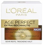 L'Oreal Paris Gesichtspflege Age Perfect Extra-Reichhaltig Gesichtscreme Nacht 50ml