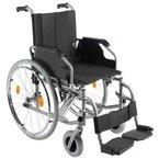 Trendmobil Rollstuhl TMB Faltrollstuhl Reiserollstuhl mit Steckachsensystem Sitzbreite 51 cm