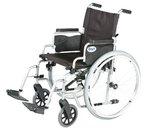 Patterson Medical Whirl Rollstuhl, selbstfahrend,
