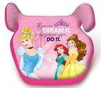Princess Kindersitz Cinderella Disney Prinzessinen Kindersitzerhöhung Gruppe II-III, ECE R 44/04 geprüft