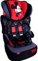 Disney MICKEY MOUSE Beline Luxe Kindersitz KINDER AUTOSITZ BABY SITZ GRUPPE 1/2/3 9-36kg