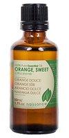 Orangenöl, süß - 100% naturreines ätherisches Öl - 50ml