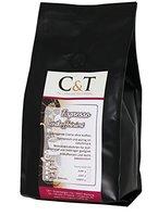 Kaffeebohnen entkoffeiniert - ESPRESSO CREMA - Kaffee entcoffeiniert 1 x 1000g (100g/1,39€)
