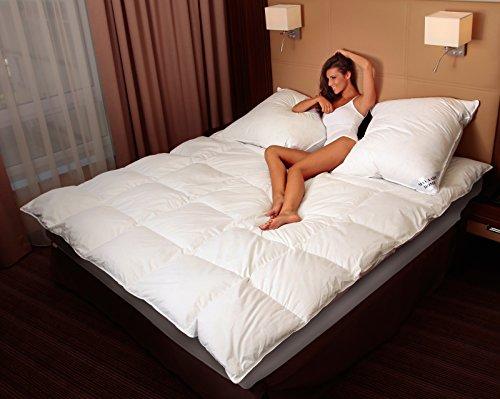 daunendecke vergleich 2018. Black Bedroom Furniture Sets. Home Design Ideas