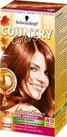 Country Colors Intensivtönung, 45 Toscana Herbstrot, 2er Pack (2 x 1 Stück)