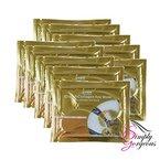 Kollagen-Kristallaugen -Schablonen-Flecken -Auflage- Anti-Falten- Feuchtigkeits - 10 Paare