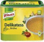 Knorr Delikatess Brühe, 6er Pack (6 x 16 l)