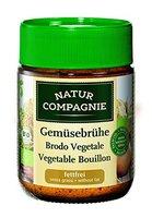 Natur Compagnie, Klare Gemüse-Brühe fettfrei (für 9l), 162g