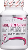 BioTech USA Multivitamin- 60 Tabletten, 1er Pack (1 x 105 g)